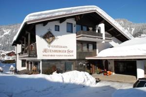Altenburger Hof Winter