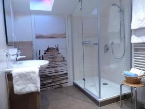 Ferienwohnung Dusche Reit im Winkl