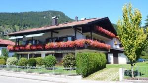 Schwaninger Frühlingshof in Reit im Winkl im Sommer
