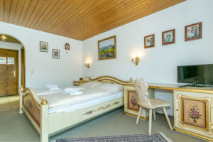 Appartment Altenburger Hof, Typ B, Schlafzimmer