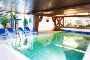 Hallenbad / Pool im Altenburger Hof