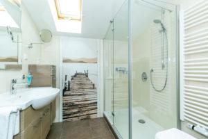 Frühlingshof Reit im Winkl: Modernes Bad