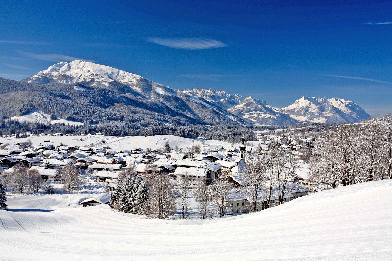 Reit im Winkl, Oberbayern, Chiemgau