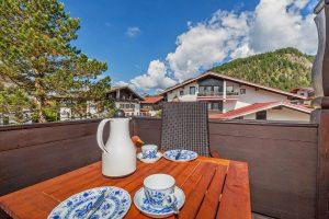 Ferienwohnung mit Balkon, Reit im Winkl