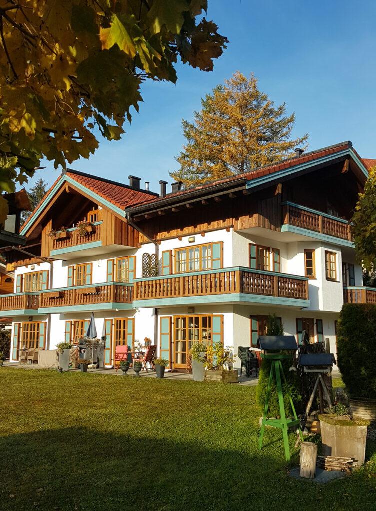 Chalet Tiroler Strasse, Reit im Winkl